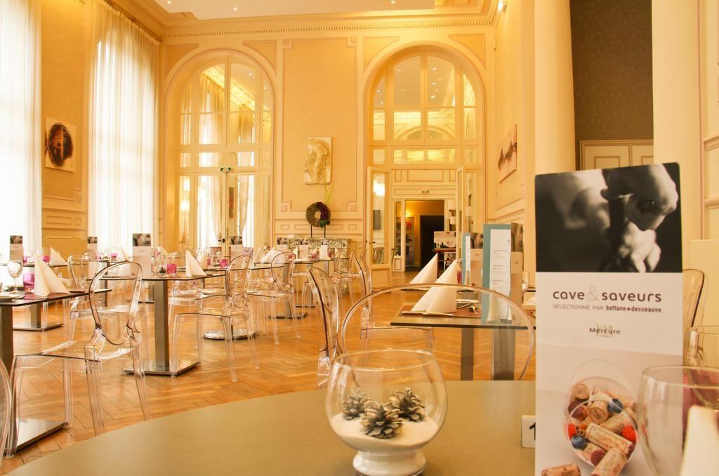 Restaurant Hôtel Mercure Saint-Nectaire